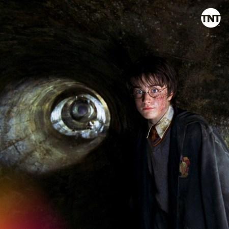 Maratón de Harry Potter el 23 de agosto por TNT