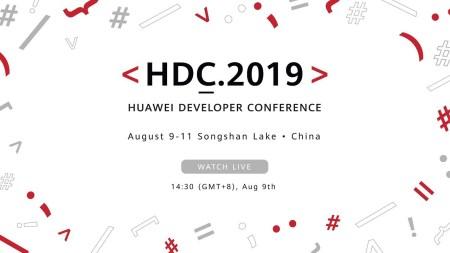 Huawei Developer Conference se celebrará del 9 al 11 de agosto en China