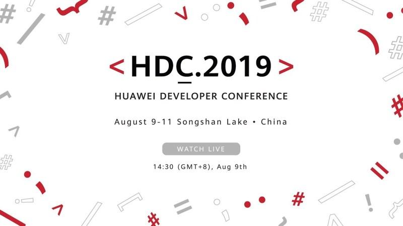 Huawei Developer Conference se celebrará del 9 al 11 de agosto en China - hdc-2019