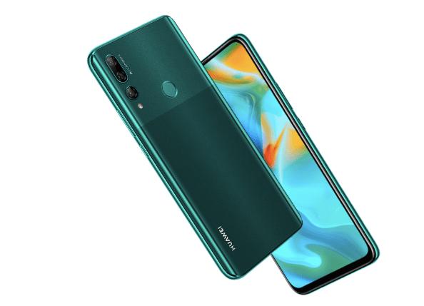HUAWEI Y9 Prime 2019, con cámara pop-up - huawei-y9-prime-2019-verde