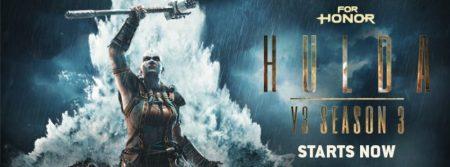 La edición estándar para PC de For Honor ¡Disponible gratis en Uplay!