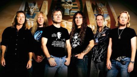 Iron Maiden en México ¡los datos que no sabías de la banda!