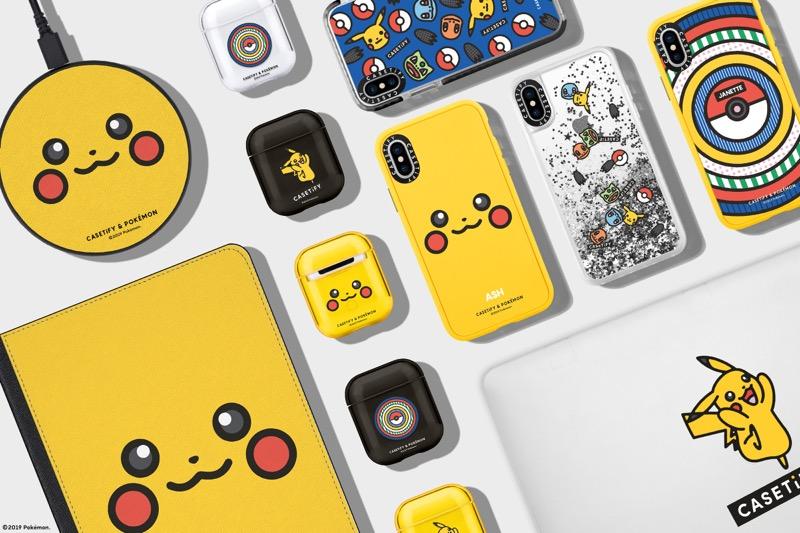 """""""CASETiFY & Pokémon"""" by Craig & Karl, línea exclusiva de fundas y accesorios para iphone - pokemon_collage-craig-kar-iphone_1-800x533"""