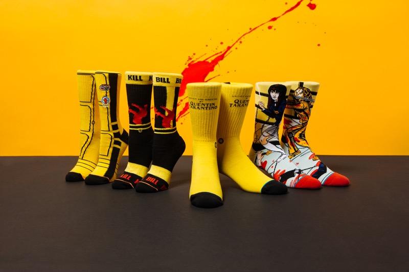Colección Quentin Tarantino X STANCE de sus películas más emblemáticas - quentin-tarantino_stance_kill-bill_collection