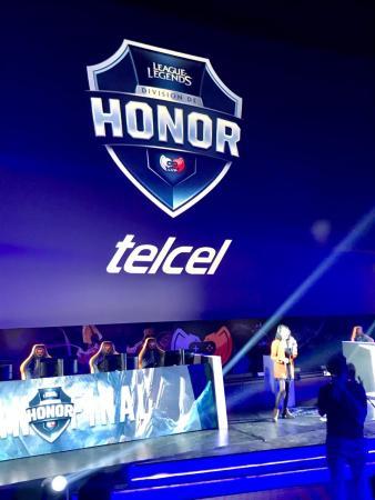 Telcel se convierte en patrocinador de la División de Honor de League of Legends