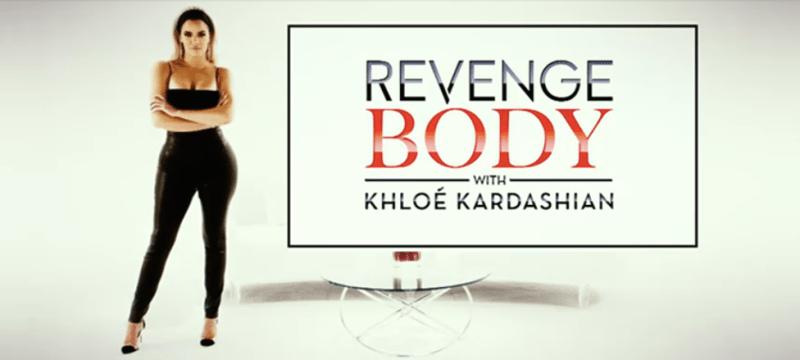 Tercera temporada de Revenge Body con Khloé Kardashian regresa a E! - tercera-temporada-de-revenge-body-con-khloe-kardashian-800x360