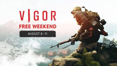 ¡Vigor gratis en Xbox One! durante el evento de días de juego gratis