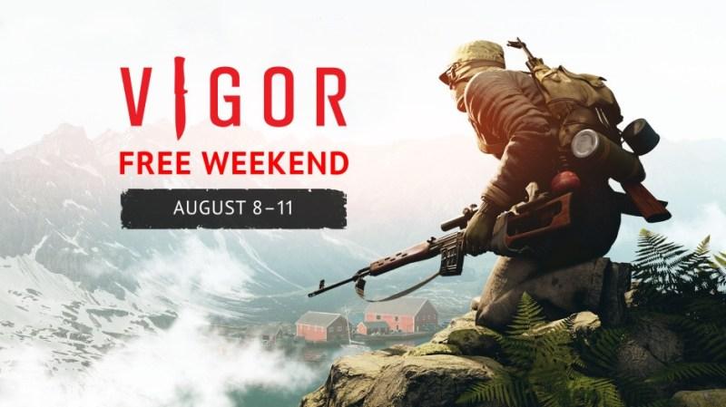 ¡Vigor gratis en Xbox One! durante el evento de días de juego gratis - vigor-800x449