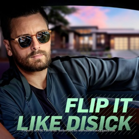 Estreno de «Flip it like Disick» con Scott Disick por E!