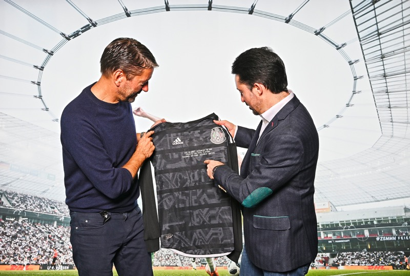 adidas y la Selección Nacional de México extienden su contrato hasta 2026 - adidas-seleccion-nacional-de-mexico-800x538
