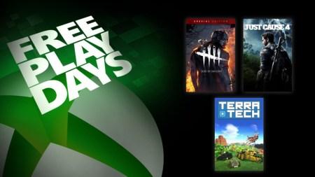 Días de juego gratis: Dead by Daylight: Special Edition, Just Cause 4 y TerraTech