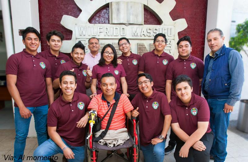 6 jóvenes destacados, orgullosamente mexicanos - equipo-cecyt-11
