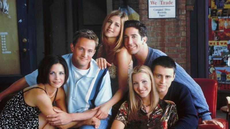 Las frases más míticas de la serie Friends: 25 aniversario - friends