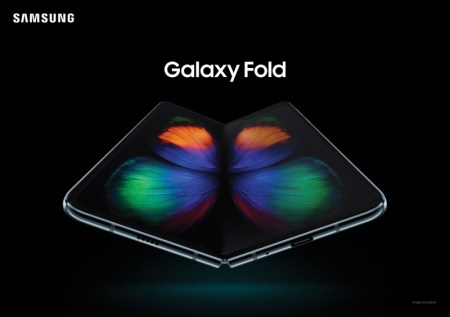 Galaxy Fold, el dispositivo plegable de Samsung ¡ya está disponible!