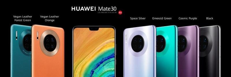 Serie HUAWEI Mate 30 con el chipset más sofisticado que Huawei ha lanzado hasta la fecha - huawei-mate-30