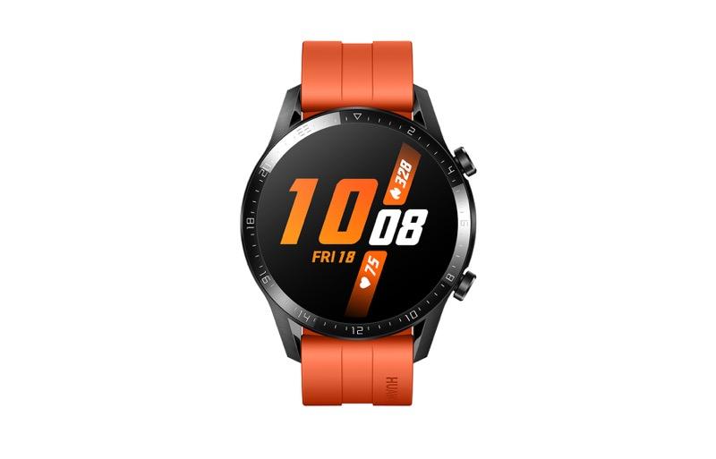 Nuevo serie HUAWEI WATCH GT 2, reloj inteligente de próxima generación - huawei_watch_gt_2_orange