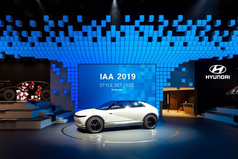 Hyundai Motor presenta el concepto 45 EV en el IAA de Frankfurt 2019 - hyundai-concepto-45-ev_01-800x533