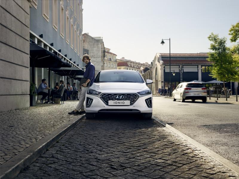 Hyundai trae a México: Ioniq 2020 ¡conoce sus características! - hyundai-ioniq-2020-mexico-800x600