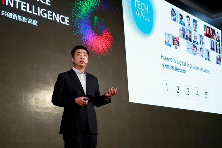 Inclusión digital significa no dejar atrás a nadie: Ken Hu - inclusion-digital