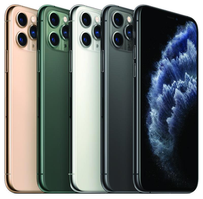 iPhone 11 Pro Max y iPhone 11 Pro, y el iPhone 11 en pre-venta con Telefónica Movistar - iphone11pro-lineup_pr_print