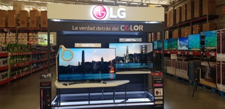 «La verdad detrás del color» de los televisores LED y OLED es revelado por LG