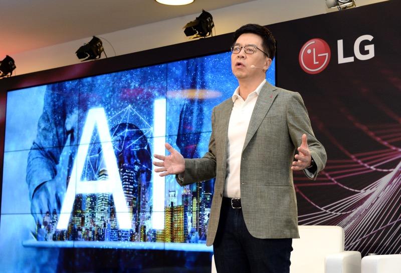 LG inicia en el IFA 2019 con conferencia magistral sobre la evolución de la Inteligencia Artificial - lg-future-talk_6