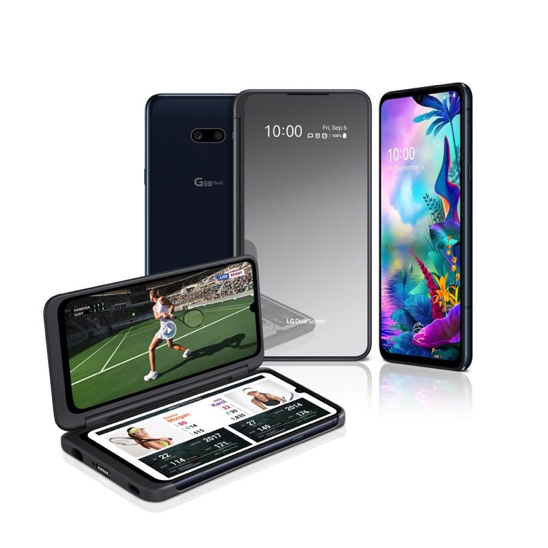 LG presenta su nuevo smartphone LG G8X ThinQ con 3 pantallas - lg-g8x-thinq-and-lg-dual