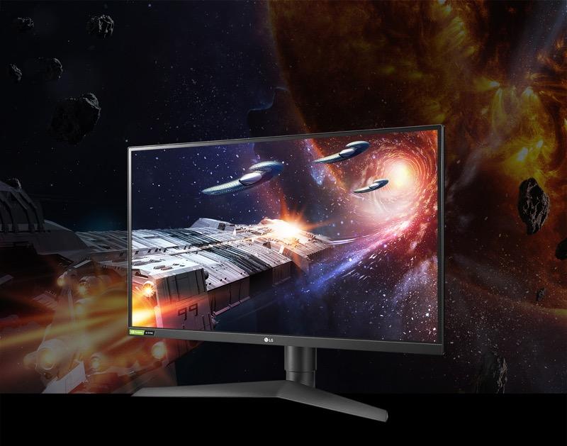 IFA 2019: presentan nueva línea monitores LG UltraGear de gaming - lg-ultragear-monitor-modelo-27gn750-800x629