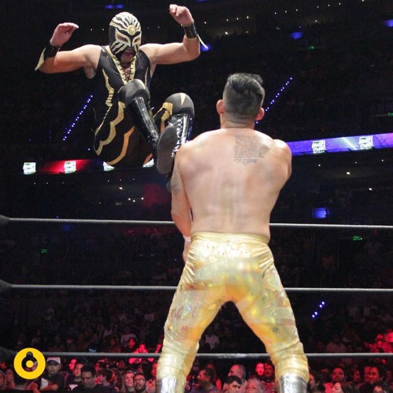 Celebra el Fin de Semana Patrio con Lucha Libre AAA invade Nueva York - lucha-libre