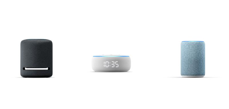 Amazon lanza nueva línea de dispositivos Echo ¡conoce sus características y precios! - nueva-linea-echo-amazon
