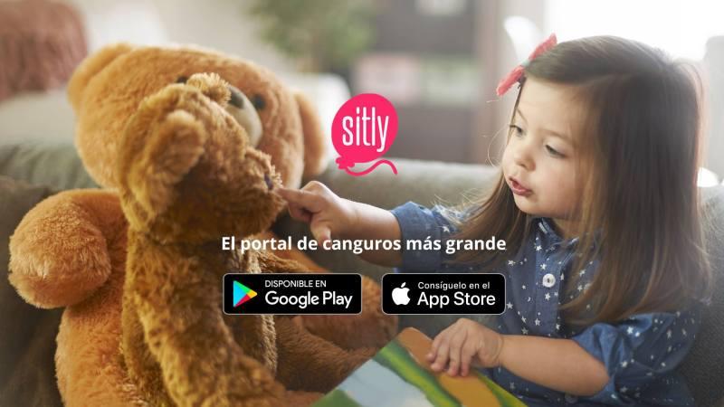 Sitly, nueva app permite buscar niñeras desde tu teléfono de forma más segura - sitly-app-buscar-nincc83eras-800x450
