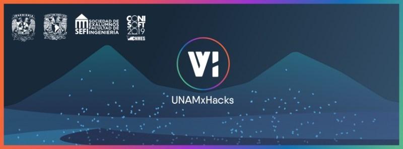 UNAMxHacks busca estudiantes para vivir su primer hackatón - unamxhacks