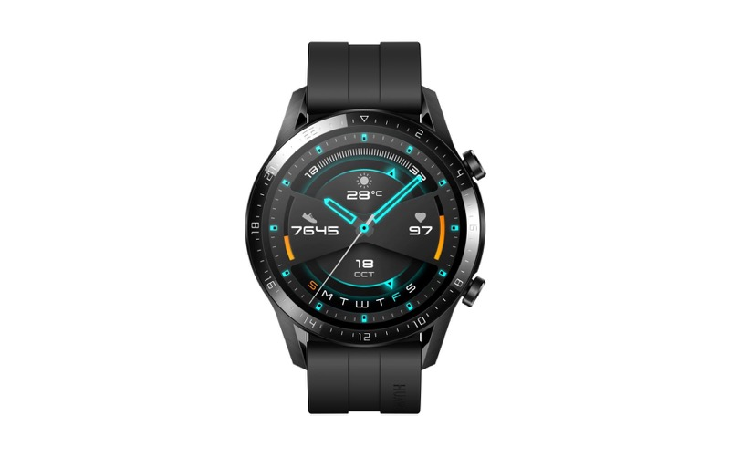 Nuevo serie HUAWEI WATCH GT 2, reloj inteligente de próxima generación - watch_gt-2_matte-black
