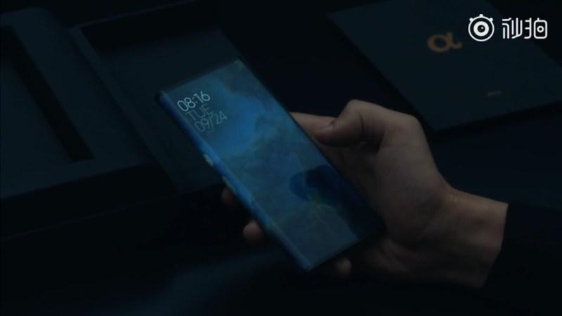 Unboxing del Xiaomi Mi Mix Alpha: conoce qué obtendrán los compradores - xiaomi-mi-mix-alpha-unboxing