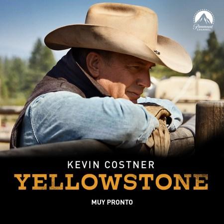 Yellowstone, aclamada serie protagonizada por Kevin Costner, llega a México en octubre