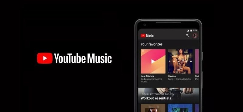 YouTube Music reemplaza a Google Play Music como reproductor predeterminado en Android 10 - youtube-music-homescreen-1
