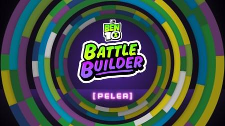 Ben 10 Battle Builder: ¿Qué versión de Ben 10 serás tú?