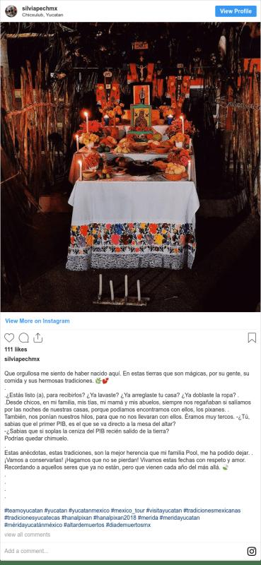 4 destinos en México para visitar durante el Día de Muertos - destinos-dia-de-muertos-maya