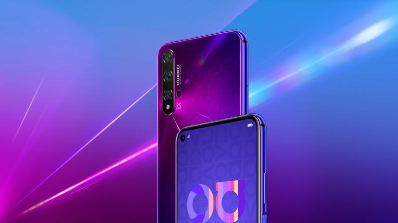 Preventa del Huawei Nova 5T ¡Conoce sus características y precio! - huawei-nova-5t-color-purple