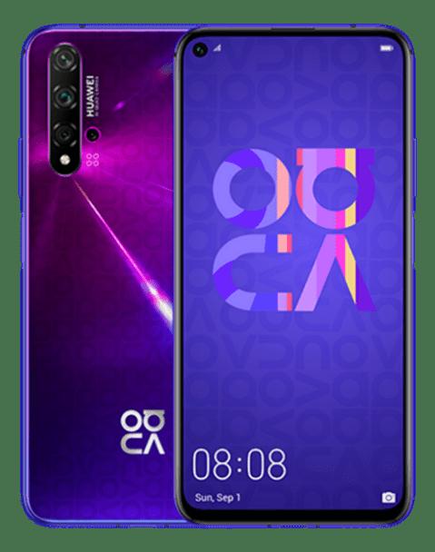 Preventa del Huawei Nova 5T ¡Conoce sus características y precio! - huawei-nova-5t-smartphone