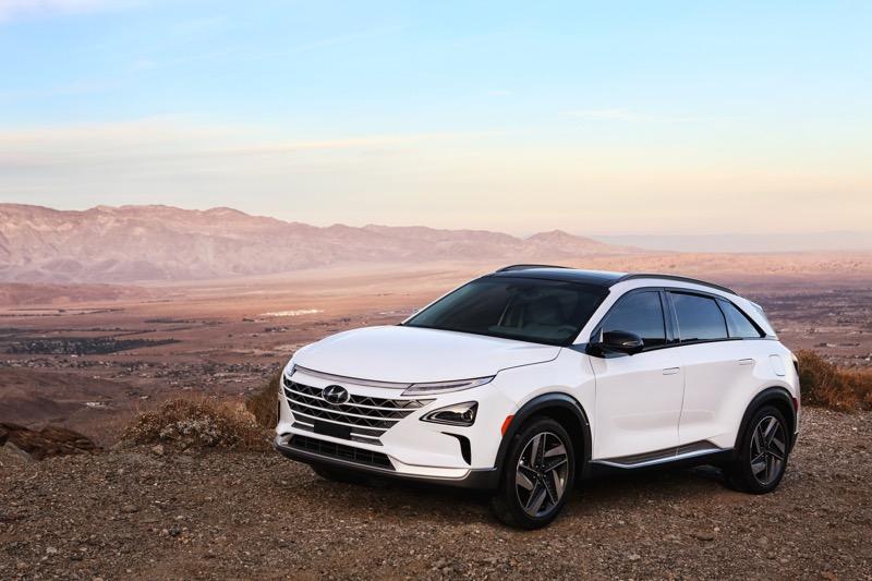 Hyundai apuesta por una movilidad más sustentable, impulsada por el hidrógeno - hyundai-nexo-auto