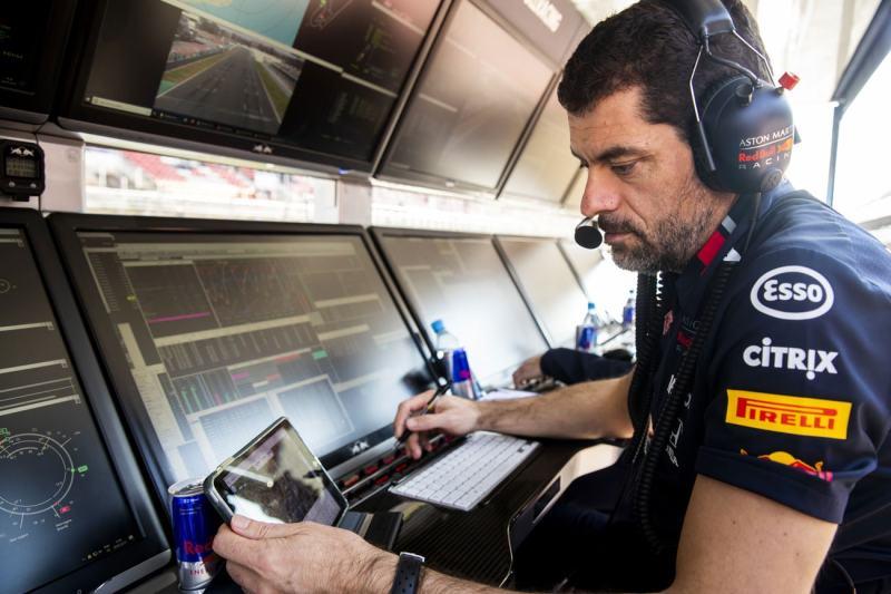 IBM en la F1: Conoce como Aston Martin Red Bull Raicing saca el máximo de sus datos con IBM - ibm-f1-800x533