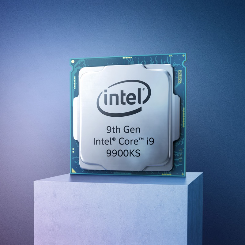 Intel Core i9-9900KS de 9ª Generación, de edición especial, estará disponible el 30 de octubre - intel-core-i9-9900ks
