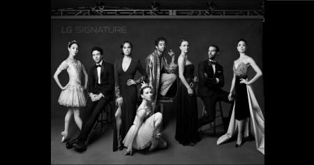 LG SIGNATURE llega al escenario en la Gala del American Ballet Theatre