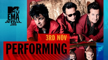 Green Day encabezará el «MTV World Stage Sevilla»