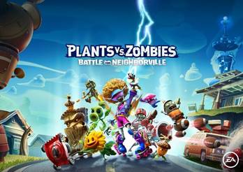 Plants vs. Zombies: La Batalla de Neighborville ¡ya disponible! - plants-vs-zombies-la-batalla-de-neighborville
