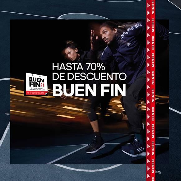 adidas Performance en el Buen Fin ¡con descuentos de hasta un 70%! - adidas-performance