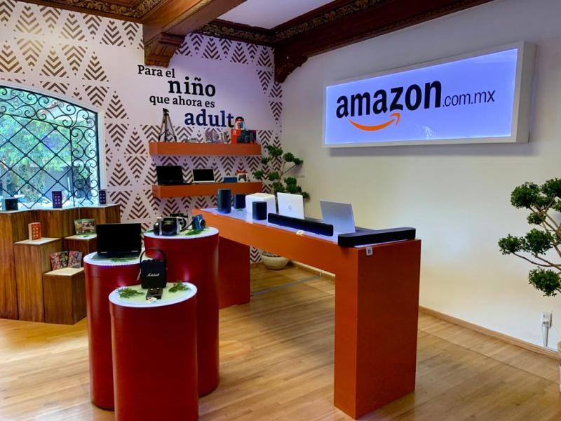 Amazon Holiday House abre sus puertas en CDMX con motivo del Buen Fin - amazon-holiday-house-electronicos