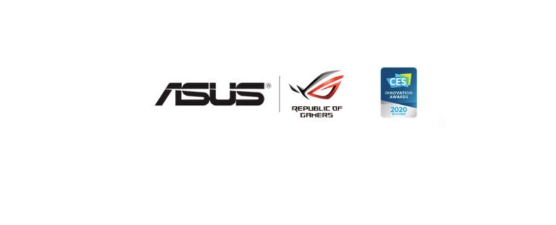 ASUS es galardonado con 11 premios de innovación CES 2020 - asus-ces-2020