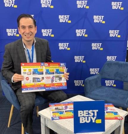 Best Buy en el Buen Fin ¡con promociones, descuentos y los mejores precios!